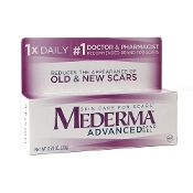 Mederma Advanced Scar Gel 0.7 oz (20 g)