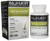 NuHair DHT Blocker for Men & Women 60 tablets